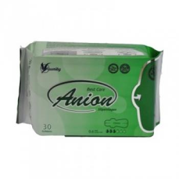 AUNITY ANION - Aniónové vložky Intímky