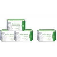 Bionic Anion - hygienické vložky intímky - set 3+1ks za polovicu