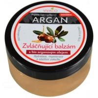 Zvláčňujúci balzám s bio arganovým olejom