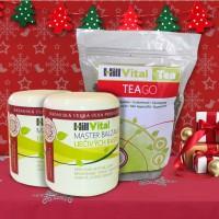 Vianočný darček pre starých rodičov a rodičov na bolesť kĺbov