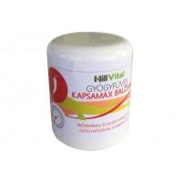 Kapsamax balzam na stuhnuté svaly a kĺby 250 ml