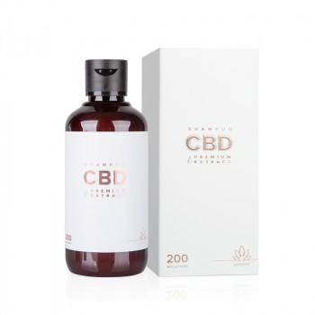 CBD Šampón, 200 ml
