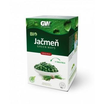 Jačmeň Green Ways v tabletách 210g