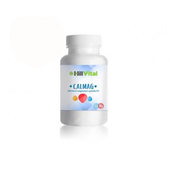 CalMag - Kalcium, magnézium - svaly, nervový systém 60 ks