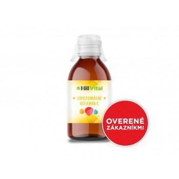 Lipozomálny vitamín C 250 ml