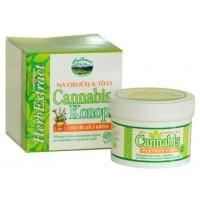 Pleťový krém Cannabis