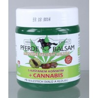 PFERDE BALSAM Konský gél Cannabis