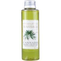 Masážny a telový olej Cannabis 100ml
