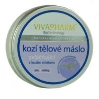 VIVAPHARM Telové maslo s kozím mliekom 200ml