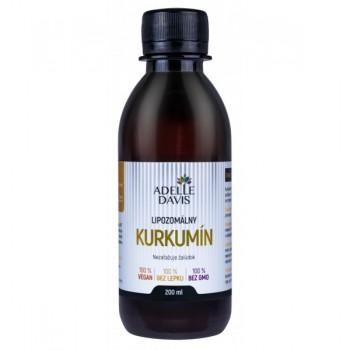 Lipozomálny Kurkumín 200 ml