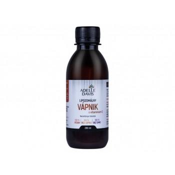 Lipozomálny vápnik s vitamínom C, 200 ml